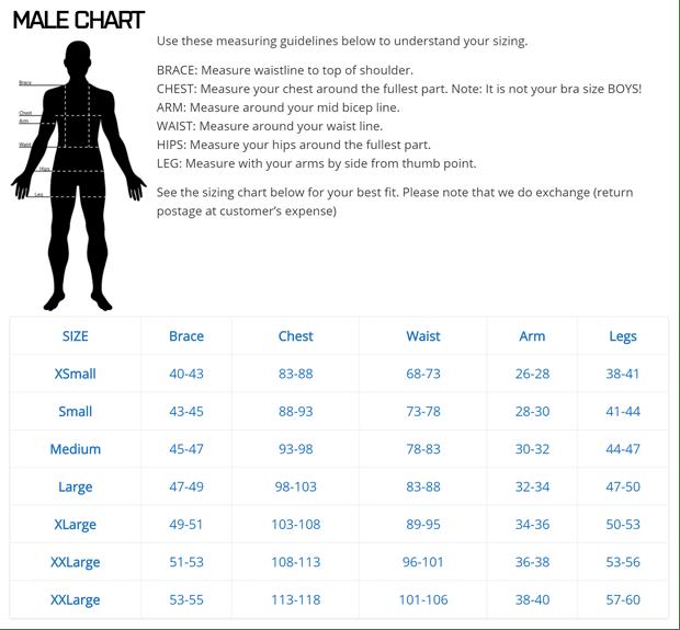 Male-Sizing-Chart