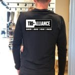 Male TA Run top - Bondy Collection