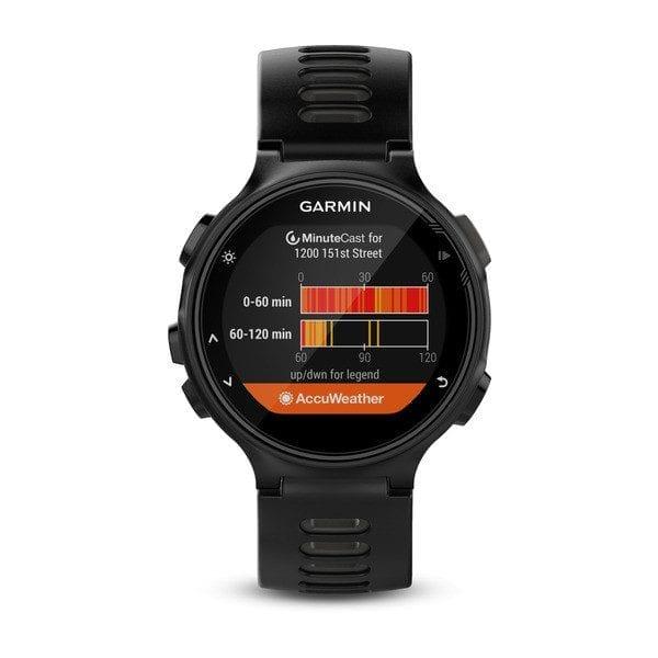Garmin Forerunner® 735XT Black/Grey
