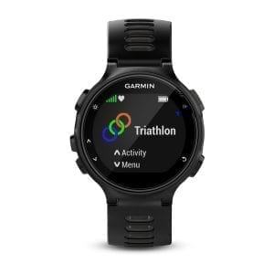 Garmin Forerunner® 735XT Black/Grey